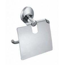 Держатель для туалетной бумаги с крышкой FIXSEN EUROPA FX-21810 (блистер)