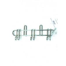 Вешалка для салфеток 4888-3 (3 крючка) СТК