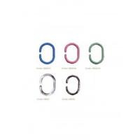 Кольцо для штор белое (упаковка 300-450 шт.)