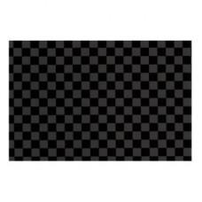 Коврик влаговпитывающий MIO 50*80 см черно-серый