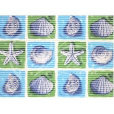 Коврик 0,80м х 15м (голубой)