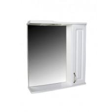 """Зеркало """"Лаура 70 """"С (белый) 700х760х150"""