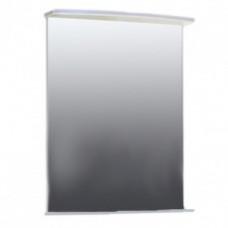 "Зеркало ""Линда""(белый) 520*700*140"
