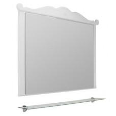"""Зеркало """"ПРОВАНС-105"""" белый ясень (ПВХ)"""
