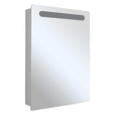 """Зеркальный шкаф """"СТИВ-60"""" белый правый с подстветкой"""