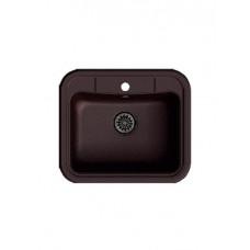 Мойка EWIGSTEIN Antik 60 1 чаша 600х520 мм (шоколад)