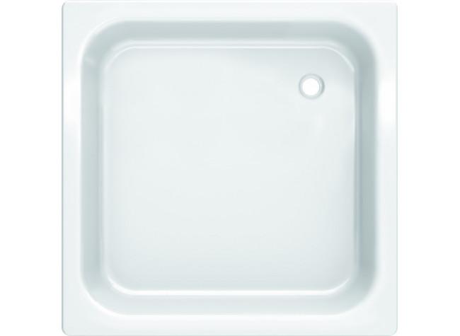 Поддон стальной квадратный BLB Universal (90х90х16)