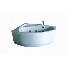 Акриловая ванна Appollo 170x119x67 левая