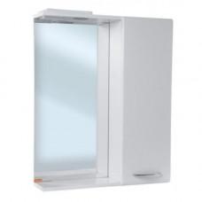Зеркало-шкаф Sanita Лагуна 01 с освещением, 60 см