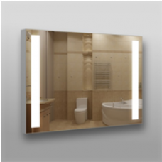 Зеркало 600*800 с Led подсветкой в алюминиевом профиле