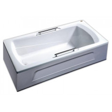 Акриловая ванна Appollo 170x75x42x55 универсальная