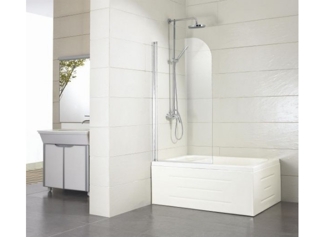 ALFA 70*150 Душевая шторка на ванну. размер