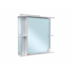 Зеркало Sanita Премьер с освещением, 57 см