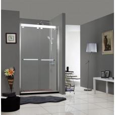 STREAM 120х200 Душевая дверь в нишу. Две раздвижные двери