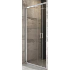 Душевая дверь BLDZ2-80 Блестящий+транспарент