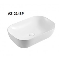 AZ-2143P Раковина накладная. Размер 600*400*145