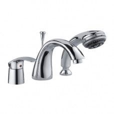Смеситель для акриловой ванны 40к HB1121 HAIBA (3 отв)