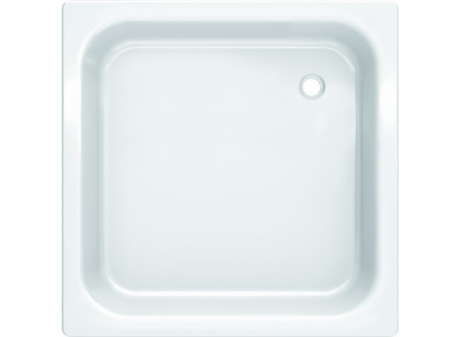 Поддон стальной квадратный BLB Universal (80х80х16)