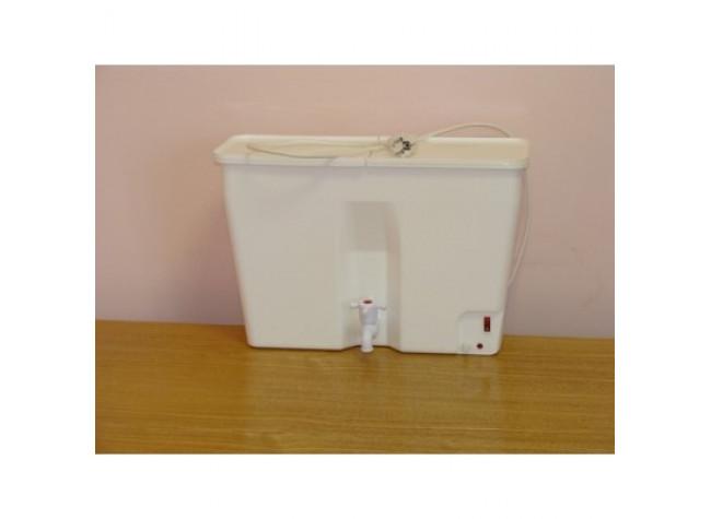 Бачок с эл/водонагревателем 17 литров ЭВБО-17 для рукомойника