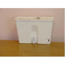 Бачок с эл/водонагревателем 22 литра ЭВБО-22 для рукомойника