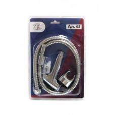 Гигиенический набор СТК Арт.08 (лейка гигиеническая, шланг душевой, держатель лейки)