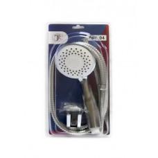 Душевой набор СТК Арт.04 (лейка душевая, шланг душевой, держатель лейки)