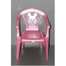 """Кресло """"Малыш"""" розовый перламутр"""