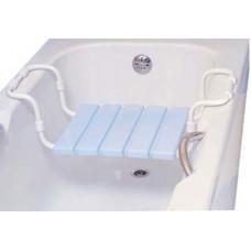 Сиденье для ванной ЛИДЕР голубое Турция