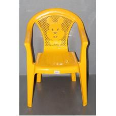 """Кресло """"Малыш"""" желтое"""