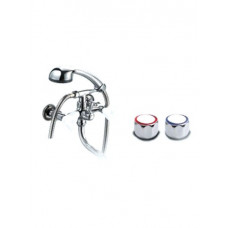 Смеситель для ванны 1/2 м/к (литой) ПСМ-156-К/06 Дория