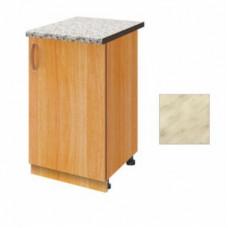 Стол разделочный 40 белый мрамор