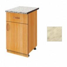 Стол разделочный 40 белый мрамор (1 ящик)