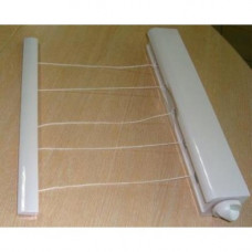 Сушилка для белья ZALEL (5 веревок) AS2 длина 4м