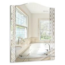 """Зеркало MIXLINE """"Бухара"""" 510*585 с полкой/пескоструйный рисунок"""