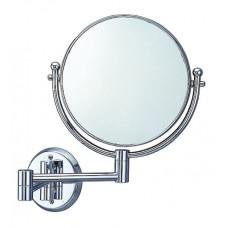 6106/L Зеркало круглое поворотное настенное