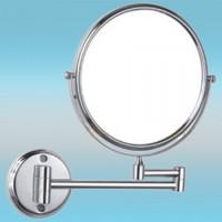 6108/L Зеркало круглое поворотное настенное